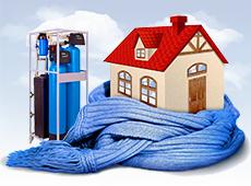 Монтаж систем водоснабжения, водоочистки и отопления